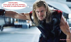 Chris Hemsworth hot as Thor serious face (Jaclyn Diva) Tags: chrishemsworth thorshammer chrishemsworthgallery sexychrishemsworthpictures hunkchrishemsworth