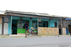 The Place Where I Usually Come By (denmasbrindhil) Tags: bicycle bicycletouring selo mountmerapi mountmerbabu boyolali