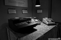 Museo Olivetti (Matteo Brusaschetto Photo) Tags: museo ivrea olivetti calcolatori