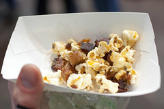 Bacon popcorn (froboy) Tags: food chicago bacon illinois pork baconfest
