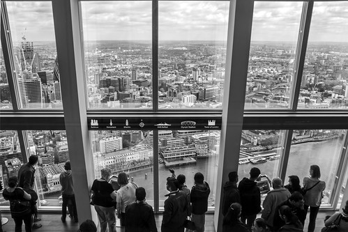 The view from the Top - The Shard