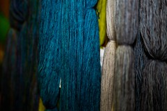 902078_446375692121142_791241501_o (Crookedbear) Tags: color art texture wool thread composition silk yarn weaving theweavingworks danburbank crookedbear