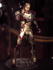 IRON MAN - 1012413 (ready_aim_snap) Tags: toys action ironman tony marvel stark figures ironmonger warmachine manuallens legacylens