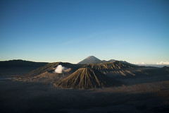 BROMO (Aurlien Buttin) Tags: travel summer sky mountain hot nature girl sex sunrise canon nude indonesia landscape volcano countryside java women asia pretty raw alone desert earth empty ngc roadtrip adventure explore porn 7d nationalgeographic