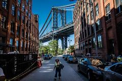 Manhattan Bridge (theruanway) Tags: brooklyn dumbo bridges manhattanbridge newyorkbridges