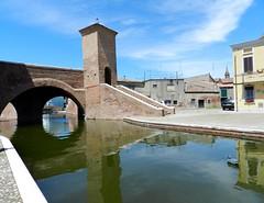 Comacchio - Ferrara Region - aka Little Venice (cristinabaghiu) Tags: venice italy nikon europa europe italia delta ferrara laguna emiliaromagna p500 comacchio poriver deltadelpo