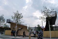 Skaterpark 07 (Bielefelder Flaneure) Tags: 2013 kesselbrink skaterpark bielefeld skater