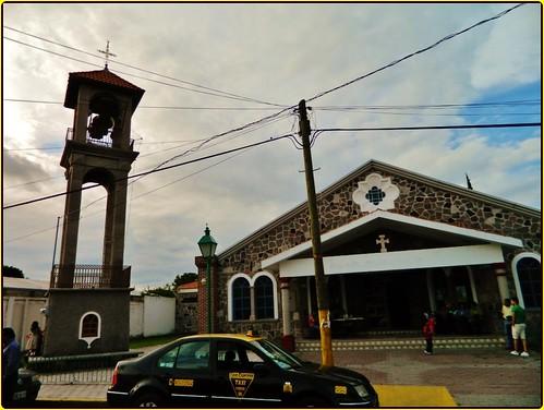 Parroquia La Preciosa Sangre de Cristo,Xilotzingo,Puebla de los Ángeles,México