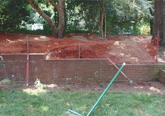 Hardscapes - Retaining Wall