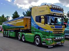 Malcolm Construction Scania R560 R19WHM (andyflyer) Tags: truck lorry scania lorries haulage ingliston truckfest hgv roadtransport r580 roadhaulage whmalcolm malcolmconstruction truckfestscotland truckfestscotland2013 r19whm