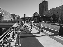 streetTorino2013_8280167_1 (stegdino) Tags: street bike bicycle bici behind vanishing bicicletta 10100 yourockwinner herowinner storybookwinner