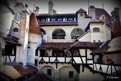 Castelul Bran, Romania. (djbalbas) Tags: romania transylvania transilvania rumania bran brancastle castelul castelulbran outstandingforeignphotographersvisitingromania