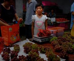 portrait (steerage1) Tags: china street people garden suzhou child market  chine