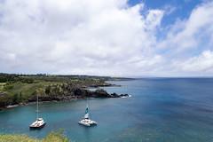 (13halla) Tags: ocean nature landscape hawaii boat maui