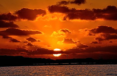 2011-11-23 20-01_20 (J Rutkiewicz) Tags: sunset clouds chmury zachodslonca
