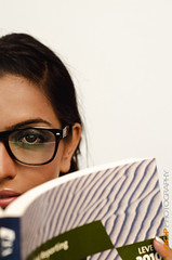 Riya Reading !! (GoCiP) Tags: pakistan portrait people girl lady project photography nikon joy young portraiture product lahore younggirl younglady productphotography orthok gocinematic d7000 nikond7000 gocip zeeshangondal