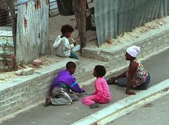 Khayelitsha Cape Flats Township South Africa May 1998 001 Khayelitsha African Children at Play (photographer695) Tags: africa children african south may 1999 flats cape 1998 khayelitsha township