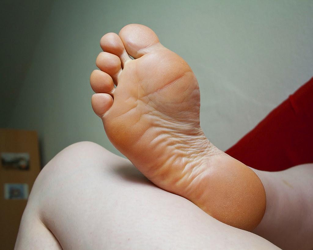 Bbw big wrinkled soles