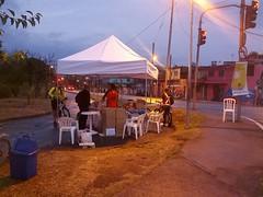 Caf da Manh do Ciclista 2013 - Inajar de Souza (ciclocidade) Tags: bicicleta ciclista dmsc semanadamobilidade inajardesouza ciclocidade cafdamanhdociclista