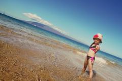 IMG_9009 (shutterklik) Tags: family sunset vacation black beach rock kids hawaii sand waves sunny maui palmtrees luau hawaiian sheraton lahaina kaanapali