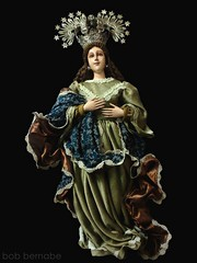 Nuestra Seora la Inmaculada Concepcion (Maloleo '93) Tags: city our art robert by lady design la artist catholic image roman maria mary philippines paintings mother inspired bob concepcion christian bulacan isabel bartolome virgen sta conception murillo immaculate nuestra seora vestment inmaculada vestuario renowned malolos bernabe