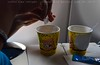 Coffee time, Flight ISB-KHI (Ameer Hamza) Tags: pakistan coffee inflight beverage sugar ppa 2013 airblue ameerhamzaadhia ameerhamzaphotography