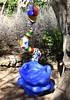 Il Giardino dei Tarocchi: Sedia 2 (+2K views!!!) (El Peregrino) Tags: italy art chair italia arte snake sedia nikkidesaintphalle serpente capalbio tarotgarden giardinodeitarocchi yourcountry