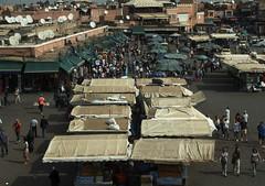 Marrakech - Djemaa el fna (shane kerry) Tags: food photography asia shane spice markets donkey palace mosque kerry hose spices marrakech medina souks morrocco resturants elbadipalace benyoussefmadrasa shanekerry