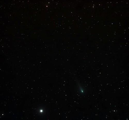 Cometas desde Turrialba, Costa Rica
