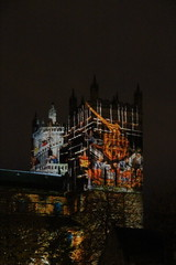 lumiere 2013 (M7CCF STYLE! 2014) Tags: sky canon dark eos lights durham cathedral lumiere 2013 650d m7ccf
