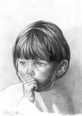 Portret Joelle (mark.algra) Tags: portret papier potlood getekend
