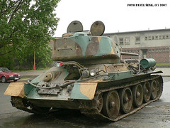 """T-34 85 (56) • <a style=""""font-size:0.8em;"""" href=""""http://www.flickr.com/photos/81723459@N04/11248084686/"""" target=""""_blank"""">View on Flickr</a>"""