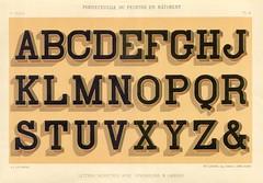albumlettresdessin pl14 (pilllpat (agence eureka)) Tags: typography alphabet lettering lettres 1885 typographie albumdelettres modledelettresplanchedelettres planchesdelettres