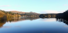 Burrator Reservoir, Dartmoor. (Martin F Hughes) Tags: lake martin reservoir dartmoor hughes burrator
