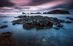 Out of this World (DMac 5D Mark II) Tags: ocean travel winter sea seascape art heritage tourism clouds landscape yahoo google long exposure photojournalism korea coastline jeju naver daum chagwido suwolbong