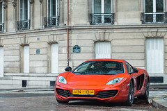 McLaren MP4-12C  |  Volcano Orange (Valkarth) Tags: auto uk orange paris france cars car sport volcano automobile europe automotive voiture mc mclaren coche maroc ci mp4 laren maclaren c1 12c worldcars mp412c vision:text=0802 vision:outdoor=0798 vision:car=0835