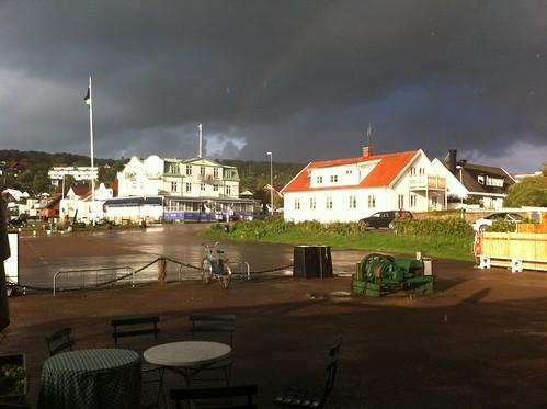 Mölle efter regn/after rain
