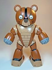 My Gundam () World Part 27  GPB-04B Beargguy ()  Front (My Toy Museum) Tags: world gundam bandai gunpla acguy my beargguy