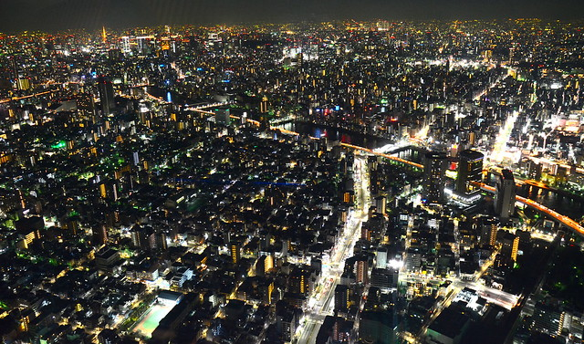 From Tokyo Skytree