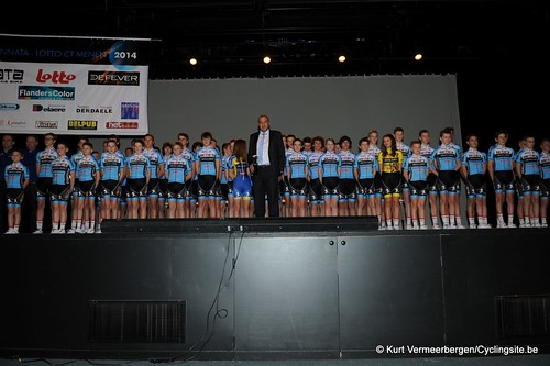 Zannata Lotto Cycling Team Menen (398)
