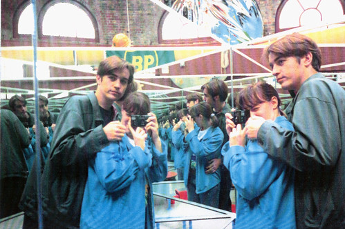 Kaleidoscope Dome of Discovery Govan 1990