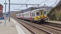 AM 632 - L125 - NAMECHE (philreg2011) Tags: train trein nmbs sncb nameche am66 l125 amclassique l5666 l5650 am632