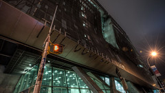 The Cooper Union (dansshots) Tags: nyc newyorkcity night nightshot hdr d3 newyorkatnight hdrphotography hdrphoto nikond3 dansshots