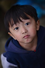 Attitude (Josh Niederauer) Tags: boy portrait people india male face kids kid nikon nikkor d800 kohima nagaland