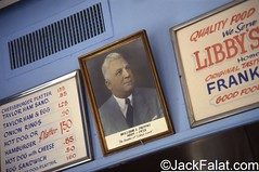 Libby's Lunch Founder William L. Pappas. McBride Avenue. Paterson, NJ. (Jack Falat) Tags: paterson nj new jersey jack falat times com jackfalat carolina south island huntington beach murrells inlet pawleys georgetown sc litchfield grand strand myrtle