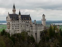 Neuschwanstein Castle (SoundHornOK) Tags: castle neuschwanstein schloss burg