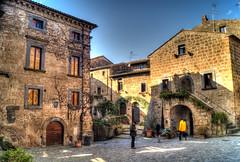 Civita di Bagnoregio (fe matarucco) Tags: italy italia village sony vila alpha hdr hamlet umbria civita bagnoregio a57