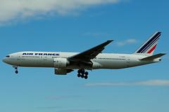 F-GSPQ (Air France) (Steelhead 2010) Tags: boeing airfrance yyz freg b777 b777200er fgspq