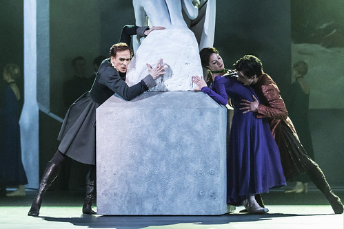 Royal Ballet productions including The Winter's Tale screened in cinemas across the US