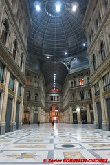 Napoli - Galleria Umberto (soyouz) Tags: geotagged campania ita napoli nuit italie neapel galleriaumberto italiel geo:lat=4083787367 geo:lon=1424933833